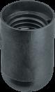 Патрон Е27 пластик подвесной черный NLH-PL-E27-BL Navigator 61349