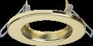 ИВО  MR16 GU5.3 золотой для ламп с цоколем GU5.3 Navigator 61597