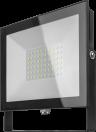 Прож. ЛЕД  70Вт 6К чер.5600Лм OFL-70-6K-BL-IP65-LED ОНЛАЙТ 61950