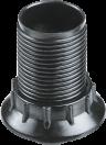 Патрон Е14 карб. люстр. с кольцом, M10 NLH-BL-R-E14 Navigator 71609