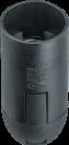 Патрон электрический Navigator 61 348 NLH-PL-E14-BL пластик подвесной черный Е14