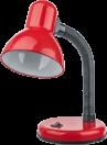 Светильник Navigator 61 638 NDF-D026-60W-R-E27 на основании, красный