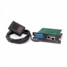 SmartSlot адаптер SNMP, модема, с датчиком параметров окружающей среды